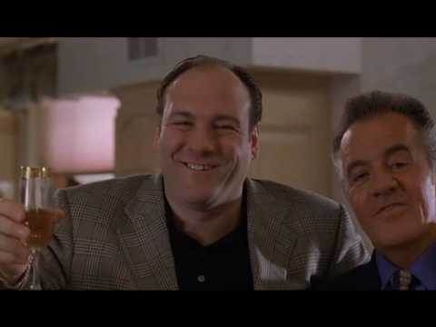 The Sopranos Season 2 finale (including titles)