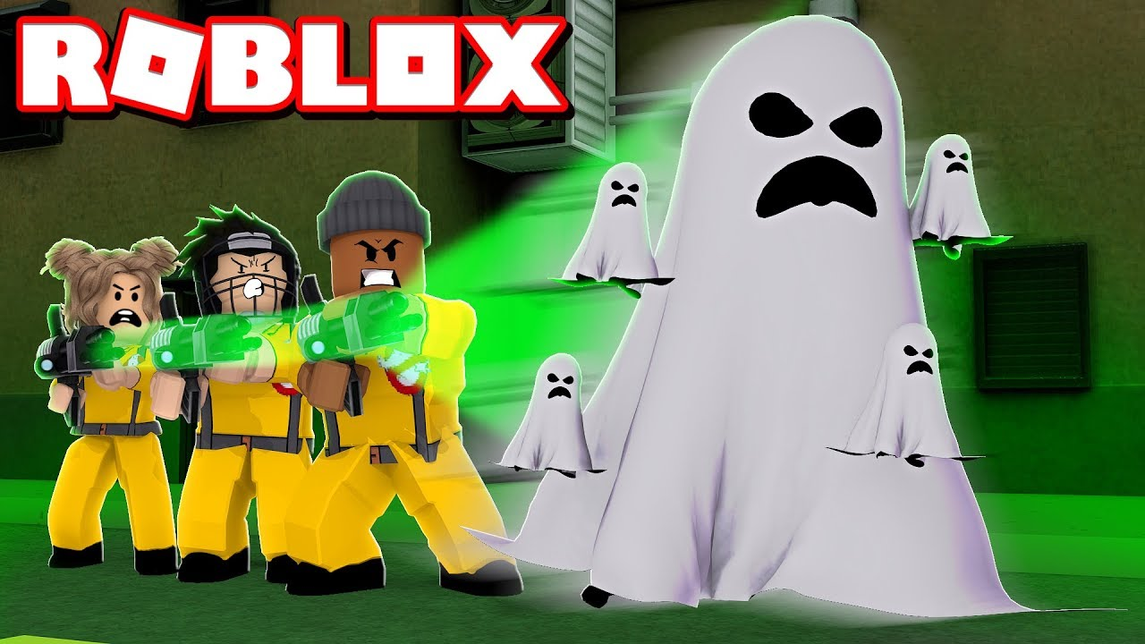 New Ghost Hunt 2018 Roblox Halloween Youtube