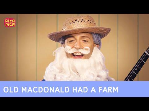 Pica-Pica - Old MacDonald Had a Farm (Videoclip Oficial)