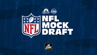 NBC Sports On The Clock: NFL Mock Draft