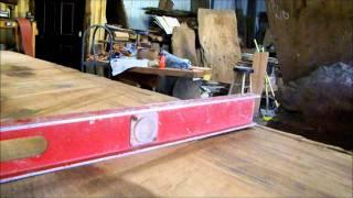 Redwood Slab - Sold