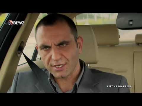 Kurtlar Vadisi Pusu 4.Bölüm (Beyaz TV HD)