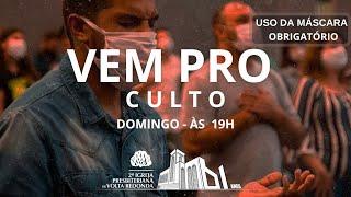 ???? Live Culto da Noite- 18/10/2020