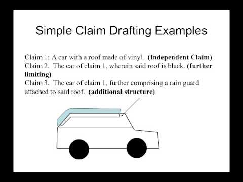 Patent Claims Explained