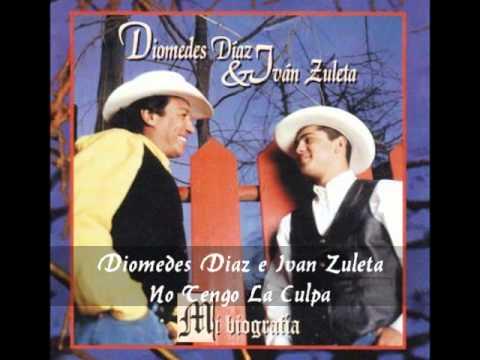 Diomedes Diaz e Ivan Zuleta - No Tengo La Culpa