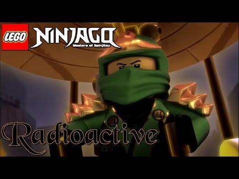 Radioactive - Ninjago Tribute (Imagine Dragons)