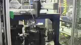 Video Visumatic X Y Rotary Robot Screw Feeding Assembly System download MP3, 3GP, MP4, WEBM, AVI, FLV Agustus 2018