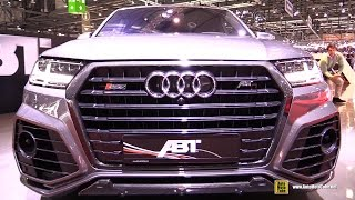 2017 Audi SQ7 ABT 520hp - Exterior and Interior Walkaround - 2017 Geneva Motor Show