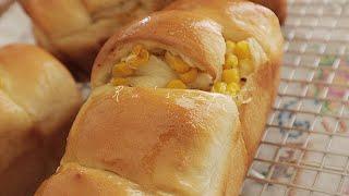 ENG) 알알이 톡톡! 옥수수 식빵 만들기ㅣCorn m…