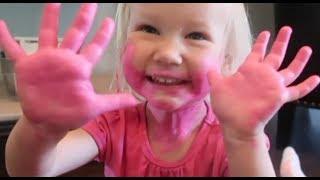 Pink Lipstick Disaster! 