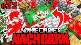 KILLER der NACHBARSCHAFT?! - Minecraft Nachbarn #022 [Deutsch/HD]