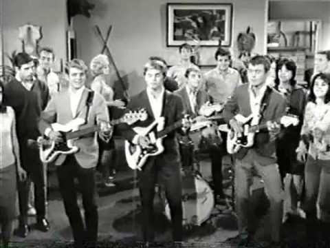 THE ASTRONAUTS surf band SPEEDY GONZALES 1965