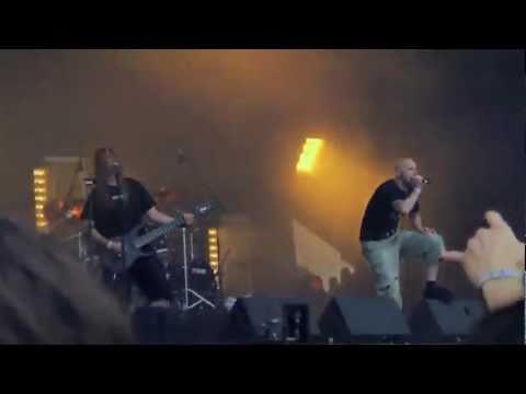 Meshuggah  Bleed  @Hellfest 2011  France