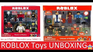 UNBOXING-2 Bündel von ROBLOX-Zeichen! NUR für 350 CZK!!! 💸