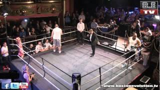 Danny Maclaren vs Tim Witherspoon - Mclaren wins by KO!