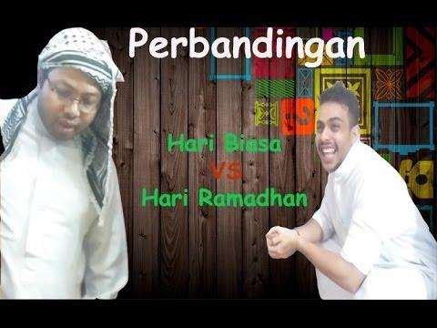 Duo Harbatah - Perbandingan Hari Biasa Vs Hari Ramadhan