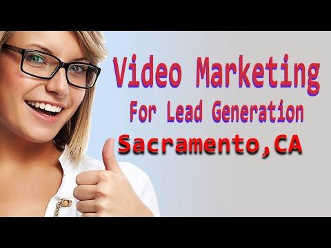 Video Marketing Service Sacramento CA | 209 730-6386 Video Marketing For Lead Generation