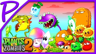 Растения против зомби II #2 (Plants vs  Zombies 2). Игра для Детей #РАЗВЛЕКАЙКА