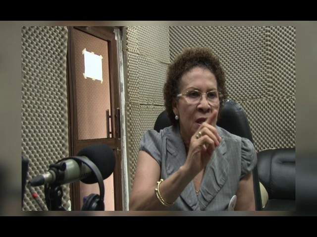Mrs Nduom on corruption