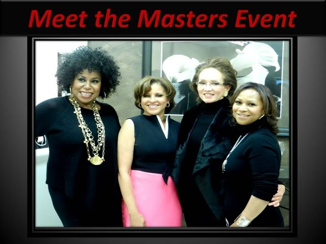 Meet the Masters Event