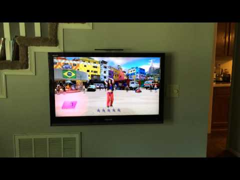 Zumba Fitness World Party game for the Wii U