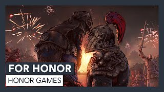 For Honor - Honor Games Trailer