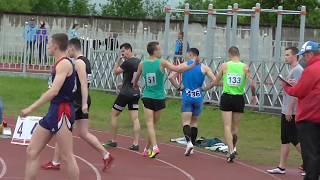 Первенство СПб среди молодёжи лето 400 м. 2017