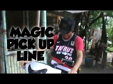 Magic Pick Up Line Battle 🔥 - YouTube