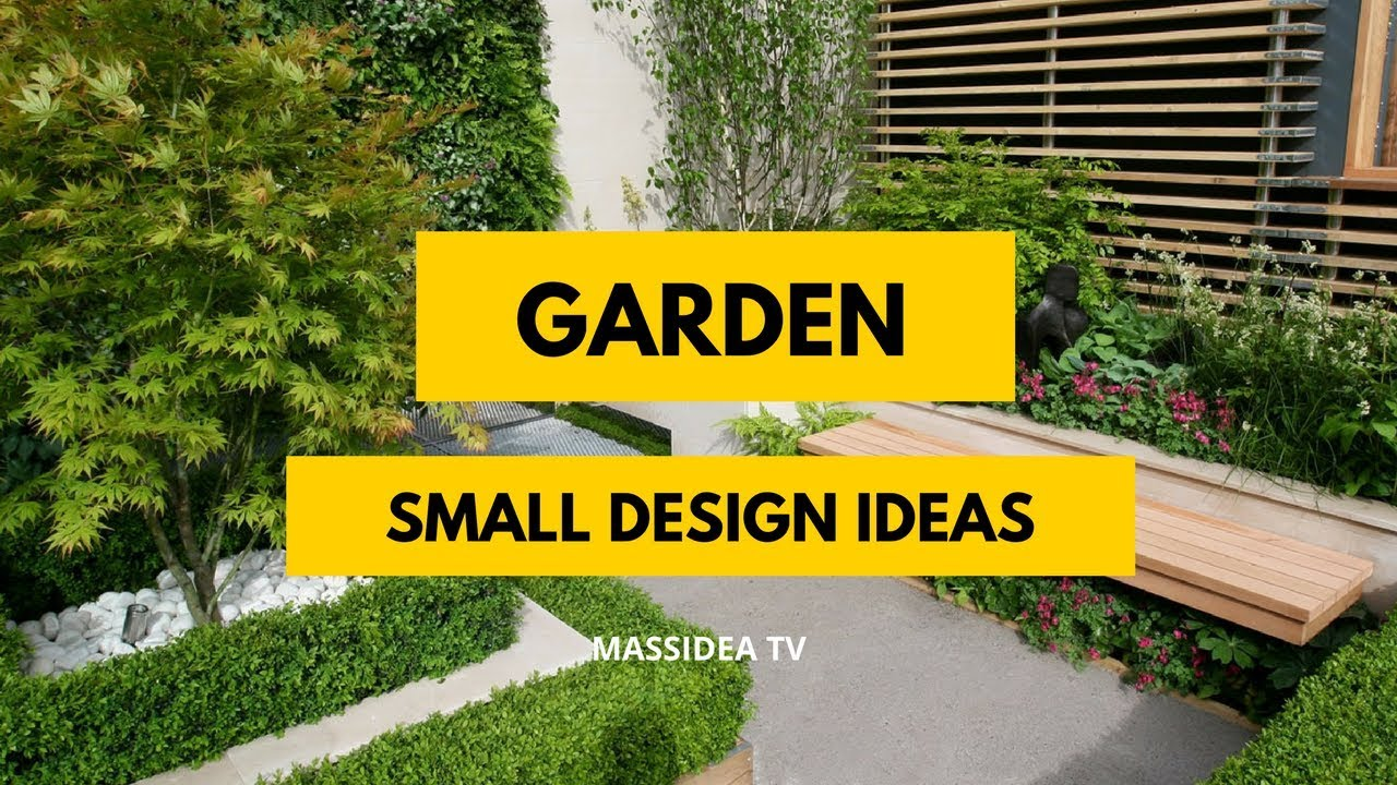 70 Beautiful Small Space Garden Ideas For Your House Youtube