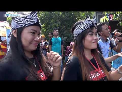 Nyandak Angin - Burok Mjm Live Kirab Budaya Kabupaten Cirebon [30-03-2019]
