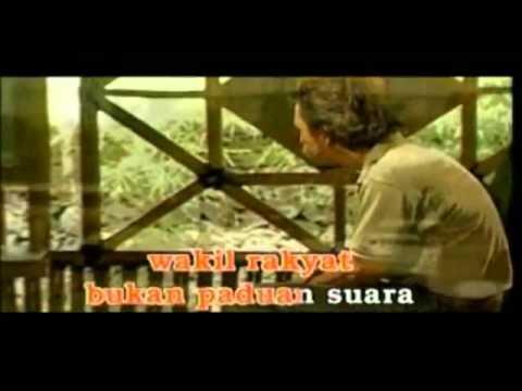 Iwan Fals - Surat Buat Wakil Rakyat (Karaoke Original Clip) @HO.MP4