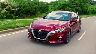 5 things 2019 Nissan Altima has that your Sedan does not!