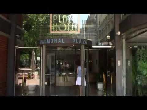 Publicidad BALMORAL PLAZA HOTEL