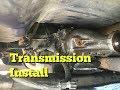 Transmission Install F150