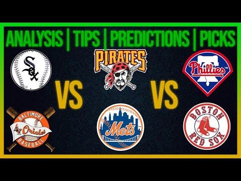 FREE Baseball 7/11/21 Picks and Predictions Today MLB Betting Tips