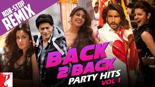 #Back2Back Songs : Party Hits Volume I