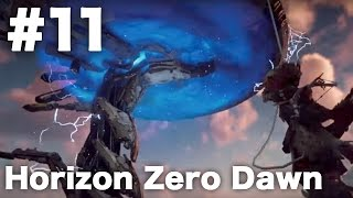 """機械生物を狩る『Horizon Zero Dawn(ホライゾン ゼロ・ドーン)』。 今回は巨大マシン""""トールネック""""と初のご対面です。 □ツイッター http://twitter.co..."""
