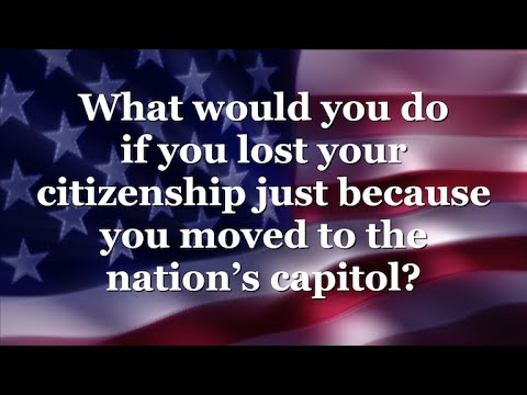 Who Cares About DC? Statehood Trailer 2