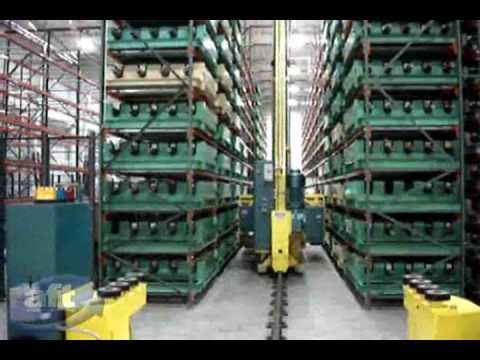 Aft Automated Fork Truck Systems Storage And Retrieval As Rs