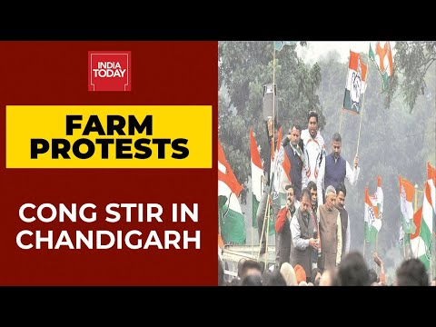 Youth Congress Protests