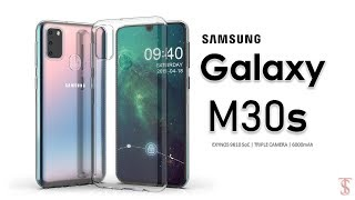 Samsung Galaxy M30s First Look, Expected Price, Release Date, Key Specs, Design, Camera