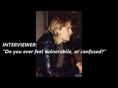 Kurt Cobain:  Extremely Rare Interview