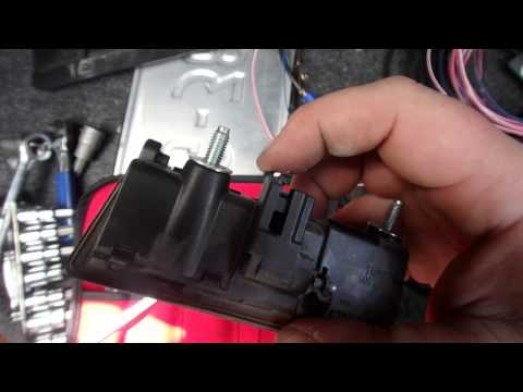 Jetta Trunk Lid Release Switch Replacement DIY