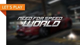 Let's Play - Need For Speed: World (Looking For Races and Gems)