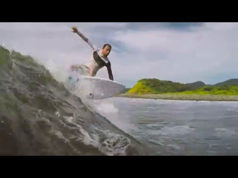 EL SALVADOR SURF TRIP - a Color Earth lifestyle video