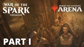 Part I: Ravnica at War | WARChronicles | MTG Arena