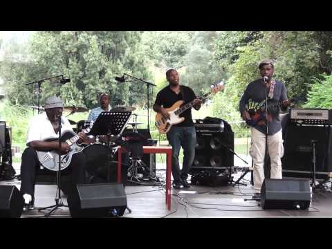 Ensaio Memphis Blood Para Primeiro Concerto Jazz Em Agosto 2014