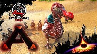 MODDED ARK: Extinction Core :: Ep 28 :: ALPHA ZOMBDODO BEAST MODE!