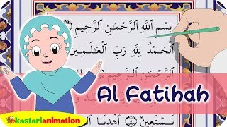 Download Lagu Al Fatihah dan Terjemahan | Juz Amma Diva | Kastari Animation Official mp3