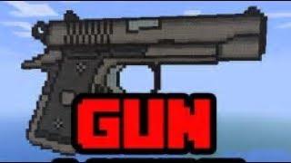 minecraft PE - silah modu